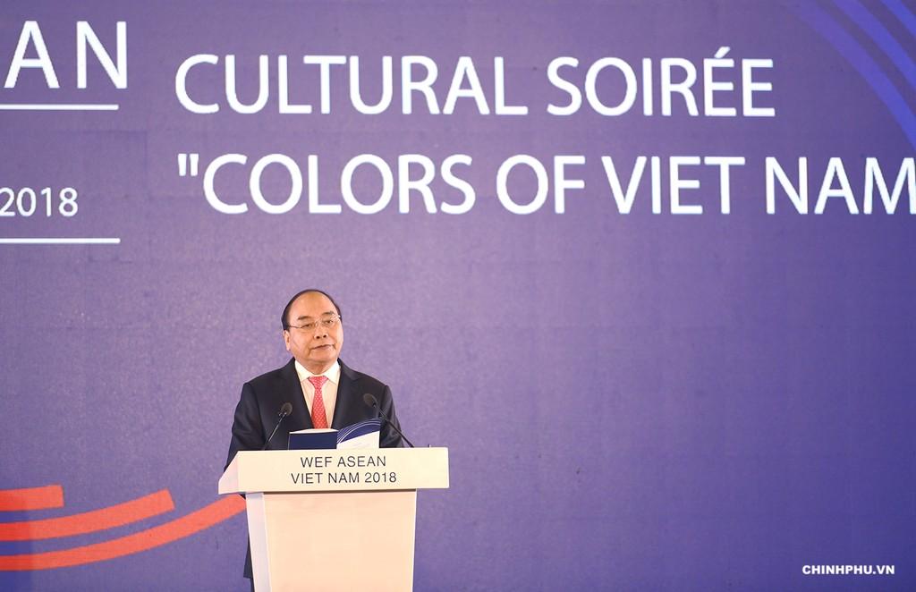 Thủ tướng chủ trì Dạ hội Quảng bá văn hóa Việt Nam - ảnh 1