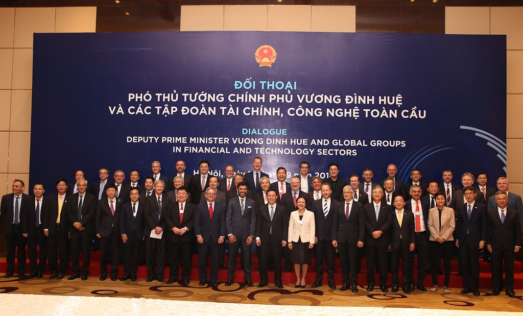 Việt Nam muốn đẩy nhanh việc xây dựng nền kinh tế số - ảnh 4