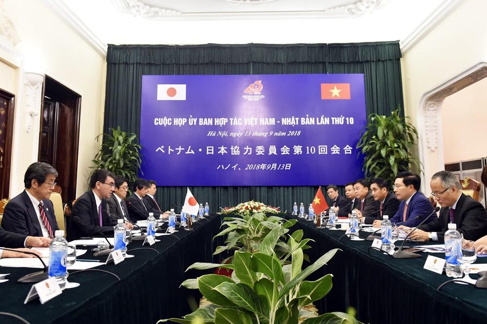 Nhật Bản ủng hộ và hỗ trợ Việt Nam phát triển bền vững - ảnh 1