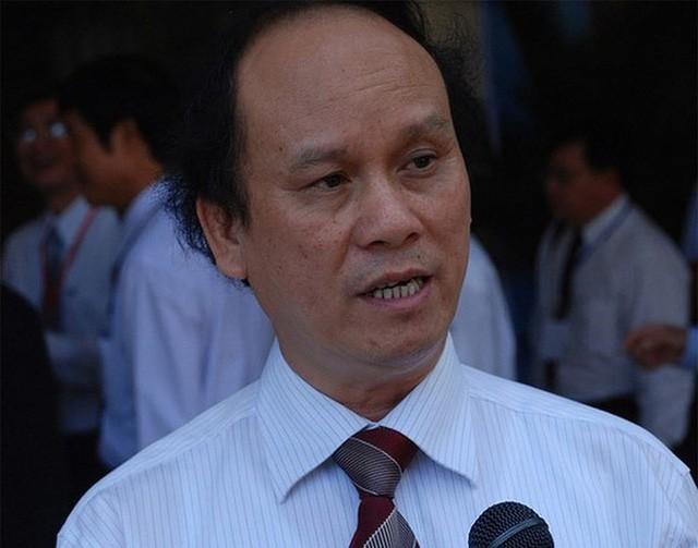 UBKT Trung ương đề nghị khai trừ ra khỏi Đảng đối với ông Trần Văn Minh