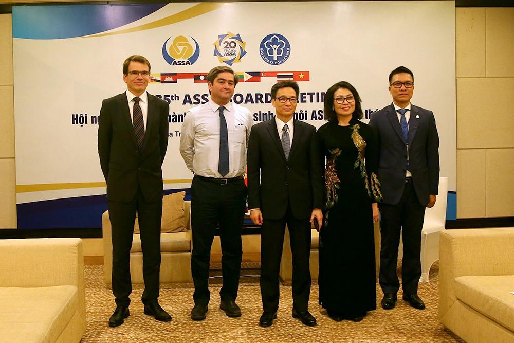 Việt Nam trân trọng mọi hỗ trợ quốc tế về an sinh xã hội - ảnh 1