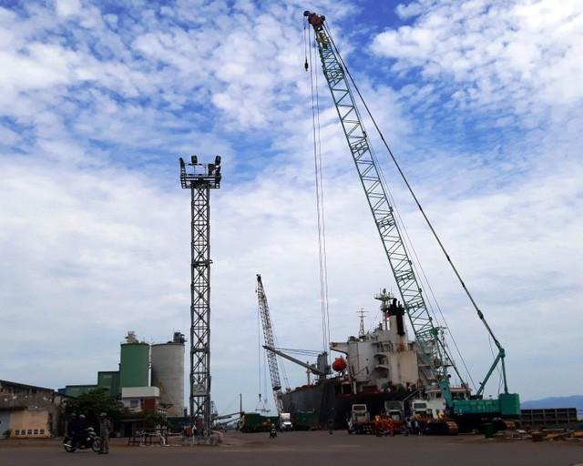 """Hàng loạt sai phạm trong cổ phần hoá Cảng Quy Nhơn đã bị Thanh tra Chính phủ """"phanh phui""""."""