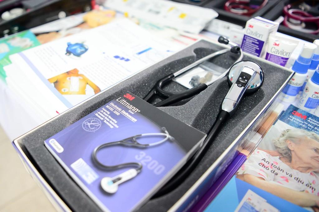 Viettel tài trợ thiết bị chẩn đoán bệnh tim từ xa cho gần 30 cơ sở y tế tại An Giang - ảnh 5