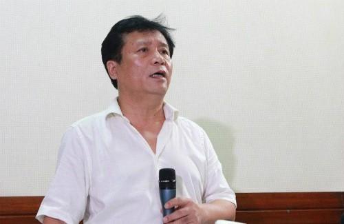 Ông Nguyễn Thủy Nguyên, Tổng giám đốc của Vạn Cường - Vivaso.