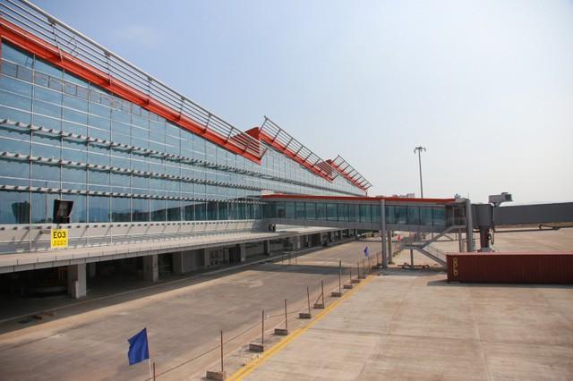 Cảng hàng không quốc tế Vân Đồn sẽ hoạt động từ tháng 12