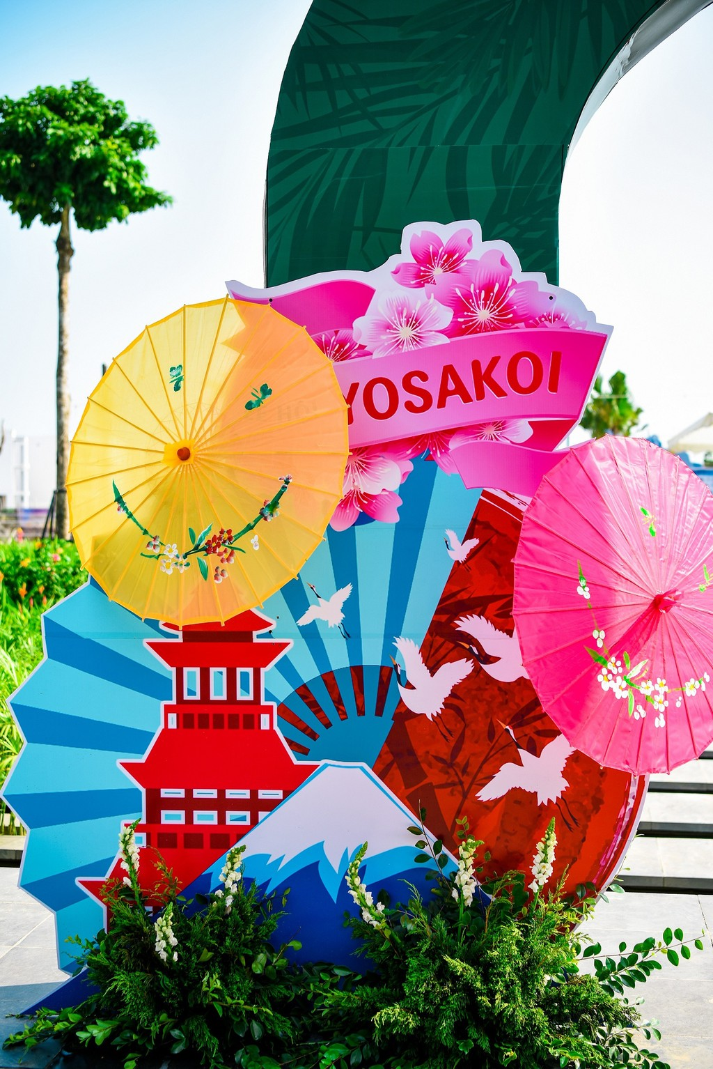 Lễ hội Yosakoi: Dấu ấn Nhật Bản bên vịnh Hạ Long - ảnh 3