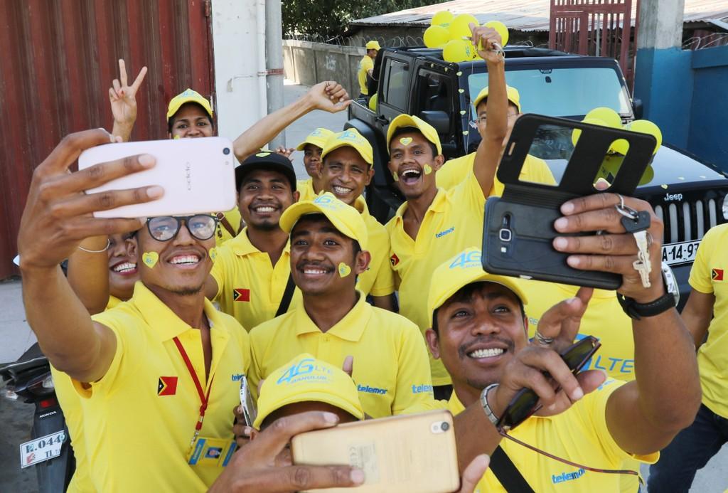 Telemor - Thương hiệu Viettel tại Timor Leste