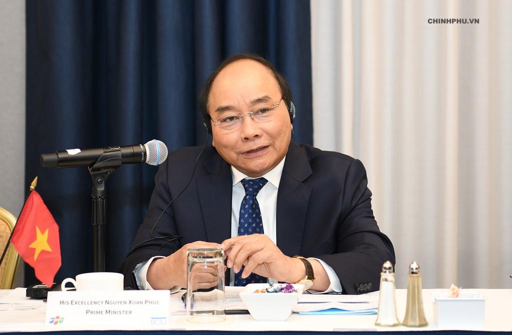 Thủ tướng gọi mời 'sếu lớn' Hoa Kỳ đến Việt Nam - ảnh 2
