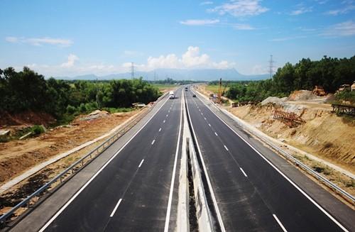 Tuyến cao tốc Đà Nẵng – Quảng Ngãi có vốn đầu tư 34.000 tỷ đồng được đưa vào khai thác từ tháng 9/2018.