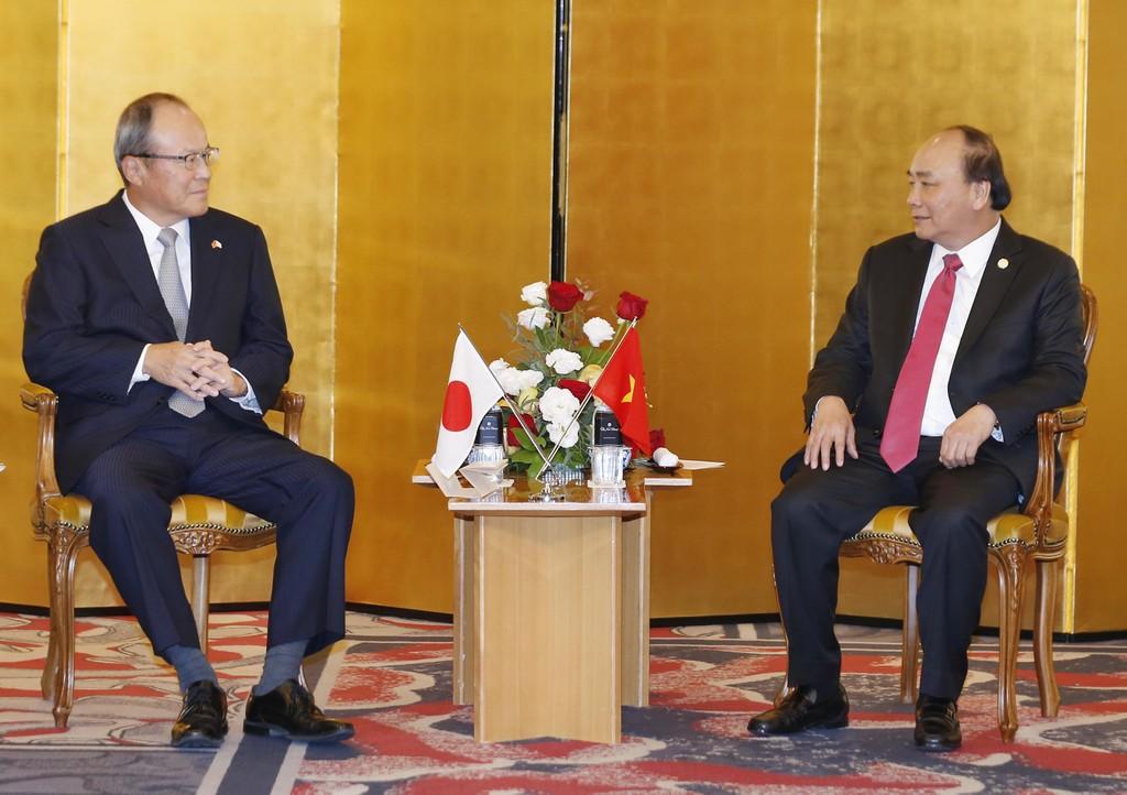 Thủ tướng tọa đàm với các doanh nghiệp công nghệ cao Nhật Bản - ảnh 4