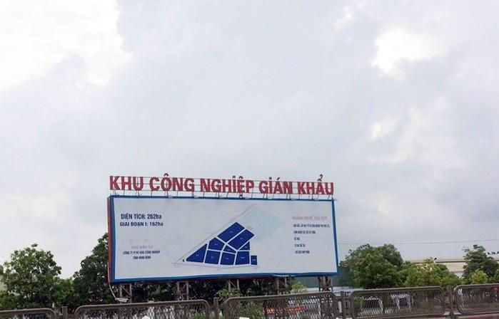 Dự án là khu nhà ở và dịch vụ công nhân để bố trí chỗ ở cho công nhân làm việc tại KCN Gián Khẩu. Ảnh minh họa: Internet