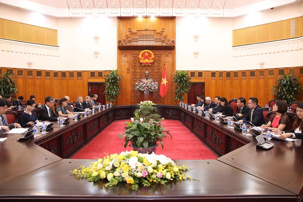 Thúc đẩy giao lưu nhân dân, hợp tác kinh tế Việt- Nhật - ảnh 1