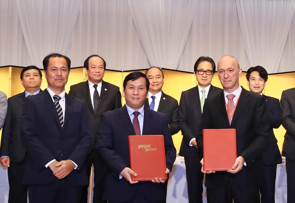Vietjet khai trương 3 đường bay kết nối Việt Nam - Nhật Bản - ảnh 1