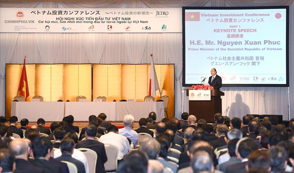 Thủ tướng kết thúc tham dự Hội nghị Cấp cao hợp tác Mekong-Nhật Bản và thăm Nhật - ảnh 3