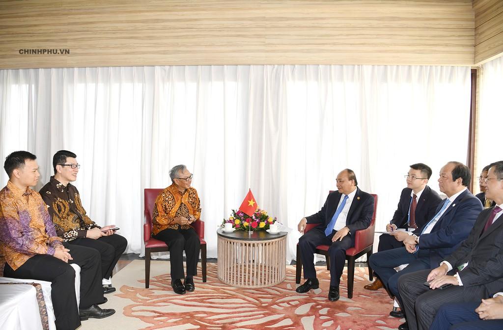 Thủ tướng tiếp Chủ tịch Tập đoàn Ciputra - ảnh 1