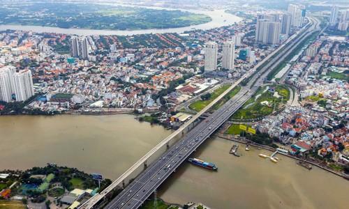 Các khu mua sắm mới của Sài Gòn đang có xu hướng dịch chuyển ra ngoài trung tâm.
