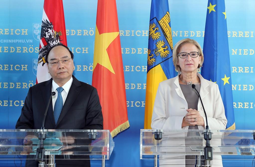 Khuyến khích hợp tác giữa các đối tác Việt Nam và bang Hạ Áo - ảnh 2