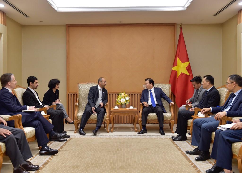 Khuyến khích doanh nghiệp UAE mở rộng đầu tư tại Việt Nam - ảnh 1