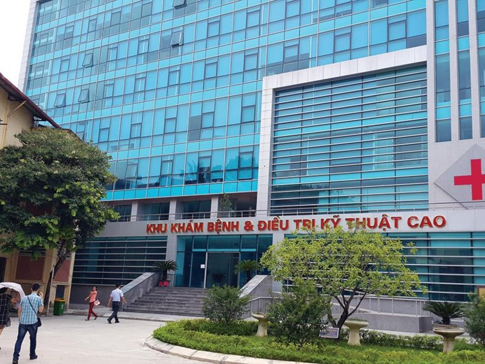 Bệnh viện Giao thông vận tải (thuộc Bộ Giao thông vận tải) đã cổ phần hóa. Ảnh minh họa: Internet