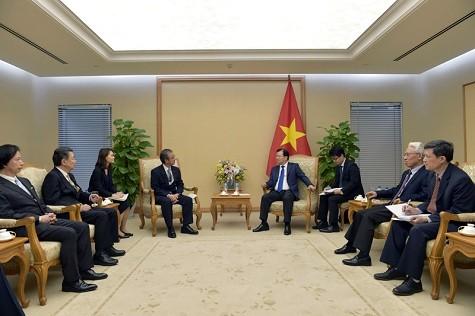 Khuyến khích hợp tác giữa các địa phương Việt - Nhật - ảnh 1