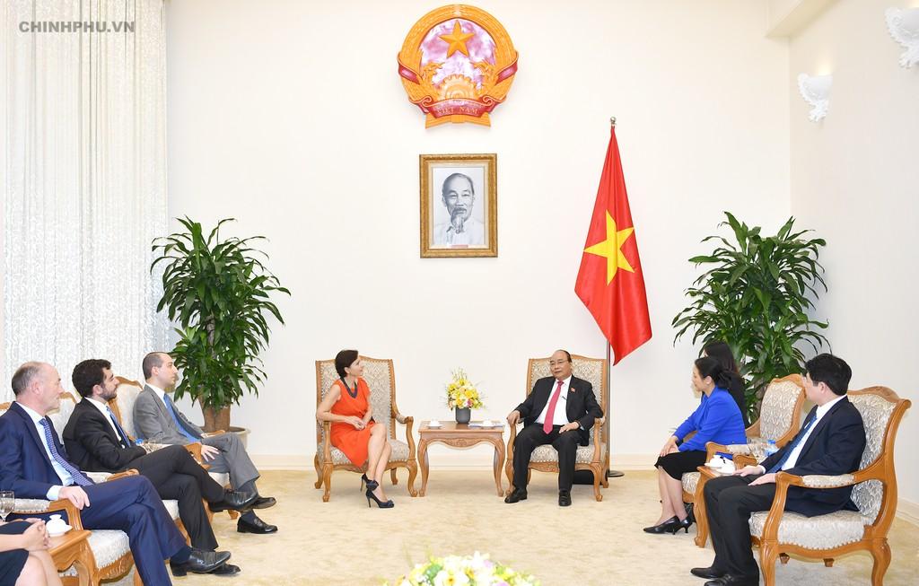 Thủ tướng: EVFTA sẽ tạo động lực thúc đẩy quan hệ thương mại, đầu tư Việt Nam - Italy - ảnh 1