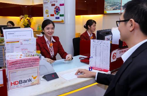 HDBank hoàn thành hơn 73% kế hoạch lợi nhuận trước thuế cả năm sau 9 tháng.