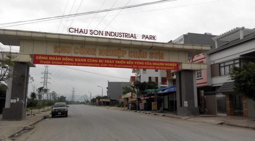 Khu công nghiệp Châu Sơn