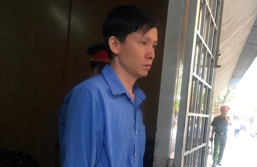 Bị cáo Toàn lãnh 12 năm tù.