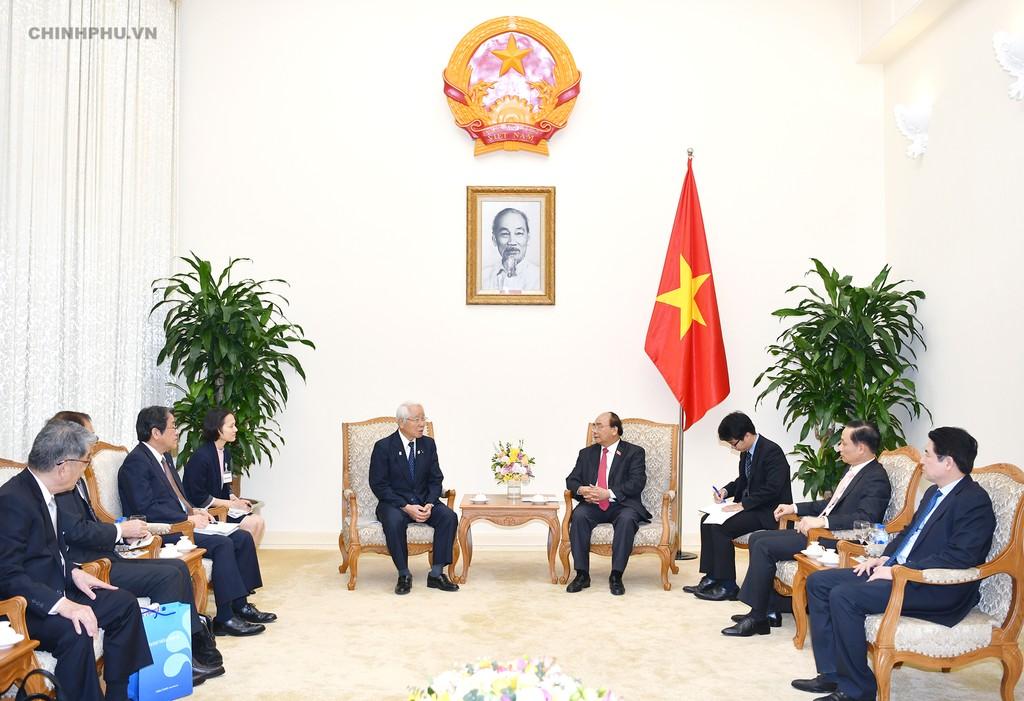 Thủ tướng mong muốn tỉnh Hyogo tăng cường hợp tác với Việt Nam - ảnh 1