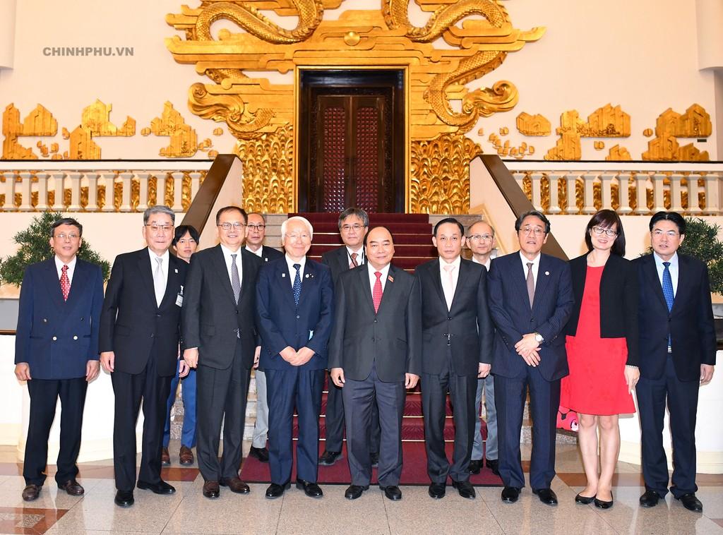Thủ tướng mong muốn tỉnh Hyogo tăng cường hợp tác với Việt Nam - ảnh 2