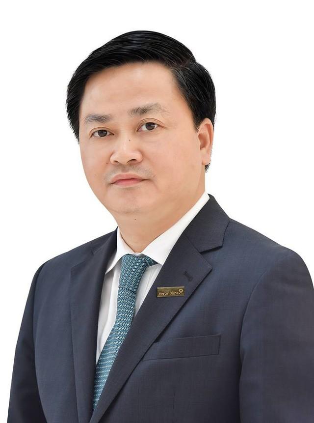 VietinBank có tân Chủ tịch HĐQT và quyền Tổng Giám đốc - ảnh 1