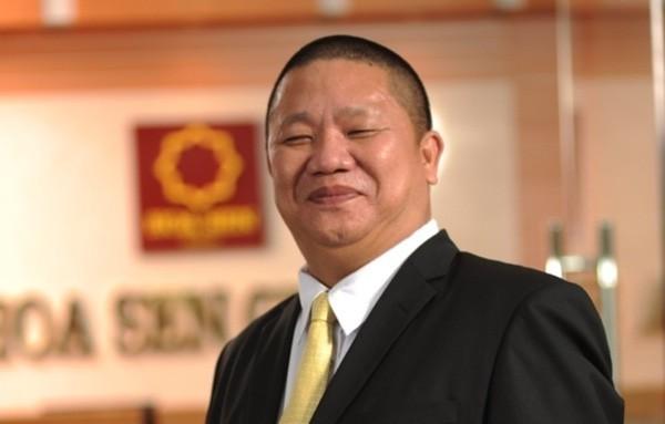 Cổ phiếu giảm sâu, ông Lê Phước Vũ hiện đã rớt khỏi top 100 người giàu nhất sàn chứng khoán