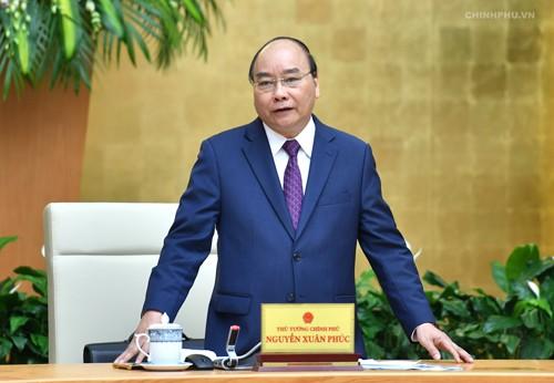 Thủ tướng chỉ đạo nhiệm vụ 2 tháng cuối năm, chuẩn bị cho 2019 - ảnh 1