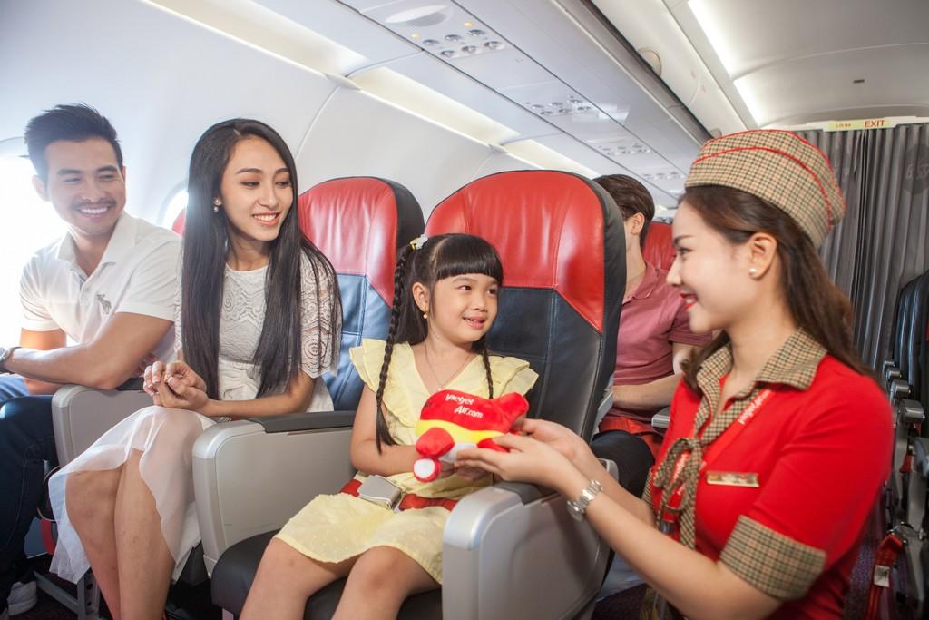 Vietjet tung 10.000 vé bay đến Nhật Bản với giá từ 0 đồng