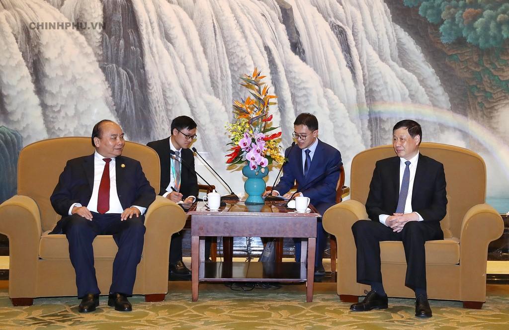 Thủ tướng hoan nghênh các DN thực lực của Thượng Hải đầu tư vào Việt Nam - ảnh 1