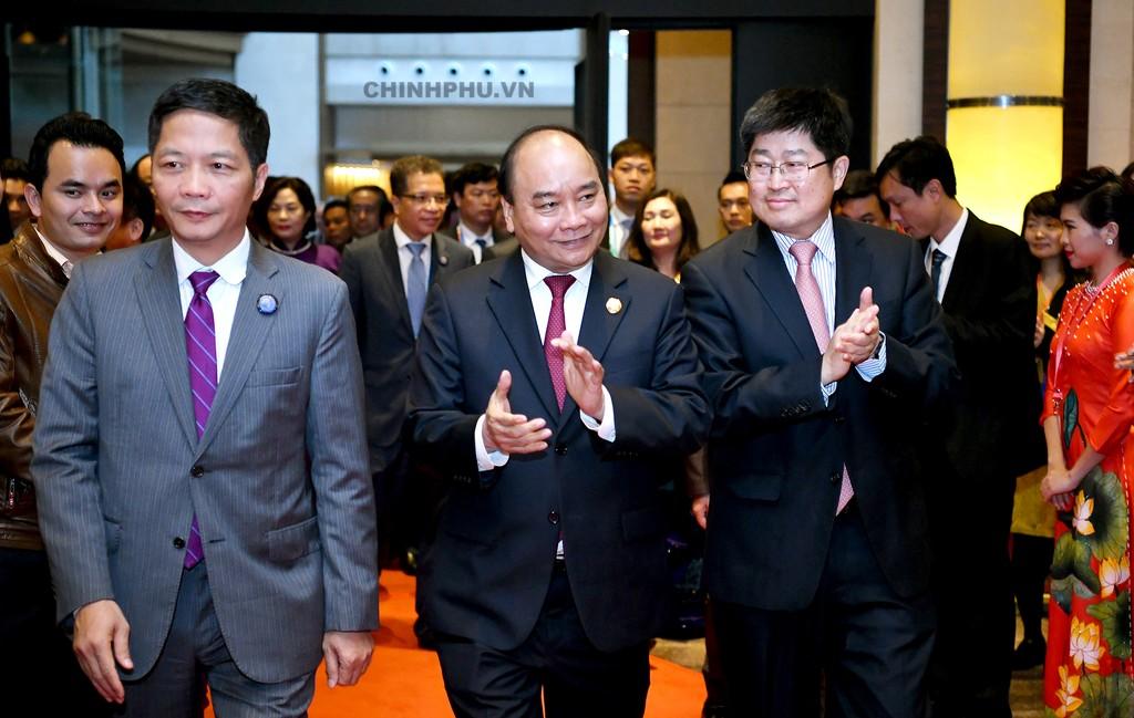 Thủ tướng dự khai trương Văn phòng xúc tiến thương mại thứ 2 của Việt Nam tại Trung Quốc - ảnh 1