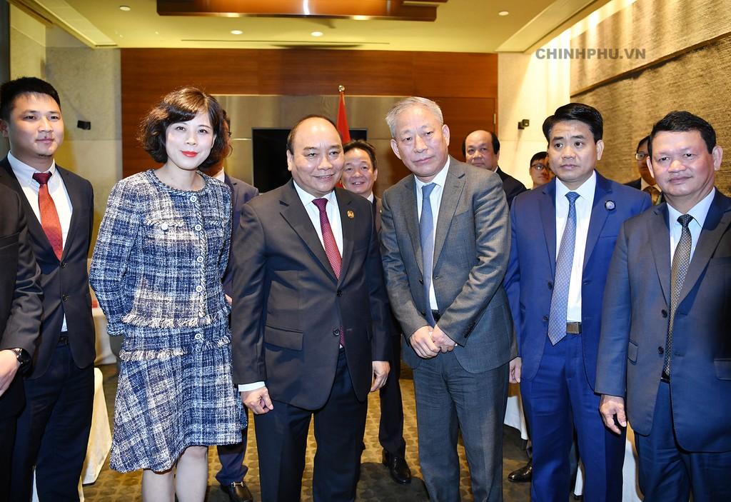 Thủ tướng dự khai trương Văn phòng xúc tiến thương mại thứ 2 của Việt Nam tại Trung Quốc - ảnh 3