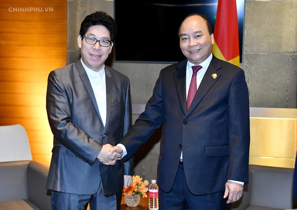 Thủ tướng dự khai trương Văn phòng xúc tiến thương mại thứ 2 của Việt Nam tại Trung Quốc - ảnh 7