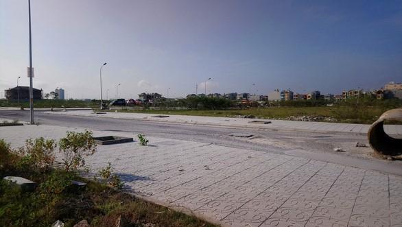 Mặt bằng 2125 (còn gọi là mặt bằng SunSport) ở phường Đông Vệ, TP Thanh Hóa. Ảnh Internet