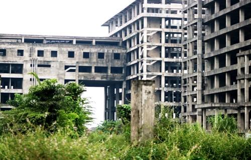 Nam Định tái khởi động dự án bệnh viện 850 tỷ đồng bỏ hoang - ảnh 1