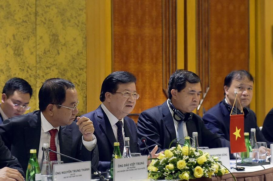 Tạo mọi thuận lợi để tăng cường hợp tác kinh tế Việt Nam-Cuba - ảnh 1