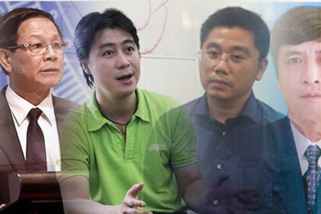 """Đang xét xử cựu Trung Tướng Phan Văn Vĩnh và vụ án """"đánh bạc nghìn tỷ"""" - ảnh 17"""
