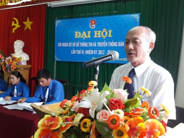 Ông Mai Vinh Quang bị khởi tố về hành vi cố ý làm trái quy định nhà nước