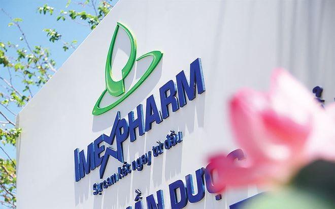 Dược phẩm Imexpharm (IMP) đặt mục tiêu năm 2019 tăng trưởng 10 - 15%