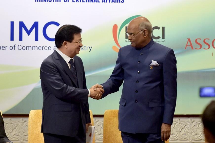 Cộng đồng doanh nghiệp Việt - Ấn sẽ bắt tay nhau cùng hợp tác - ảnh 1