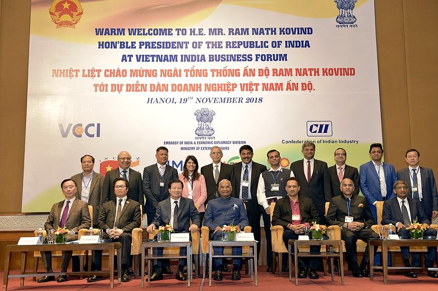 Cộng đồng doanh nghiệp Việt - Ấn sẽ bắt tay nhau cùng hợp tác - ảnh 4
