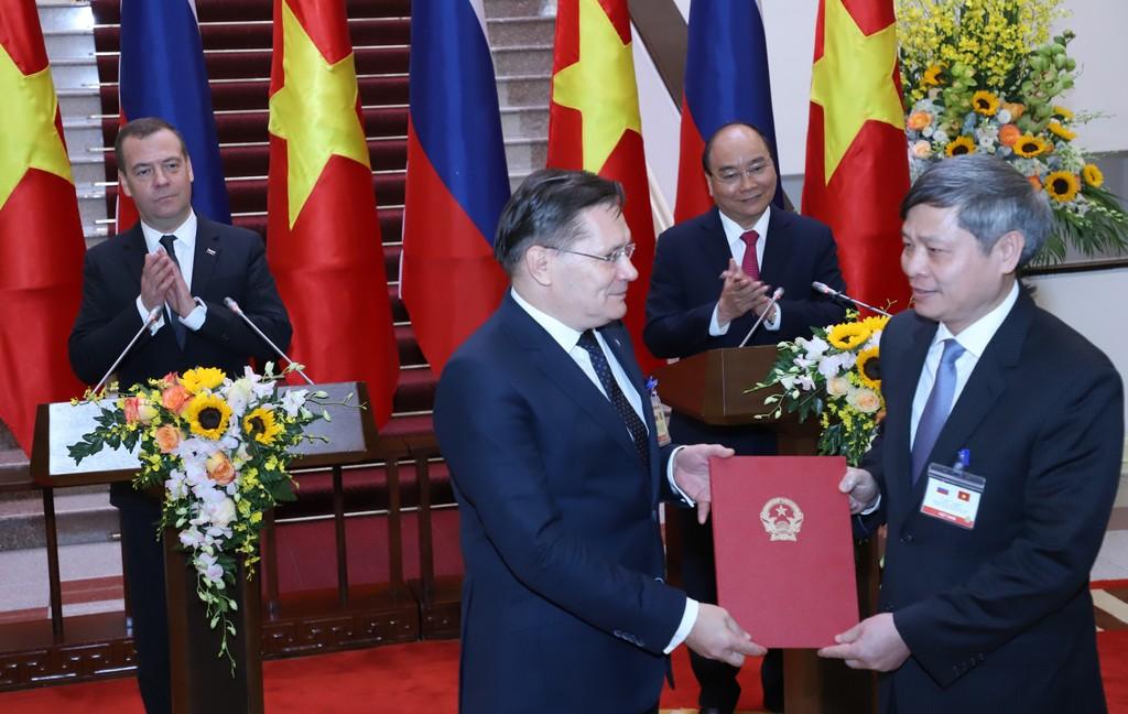 Việt Nam, Nga quyết tâm triển khai dự án Trung tâm KHCN hạt nhân - ảnh 3