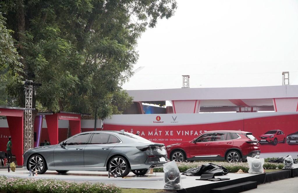 """VinFast công bố giá bán """"3 không"""" với xe ô tô Lux và Fadil - ảnh 1"""