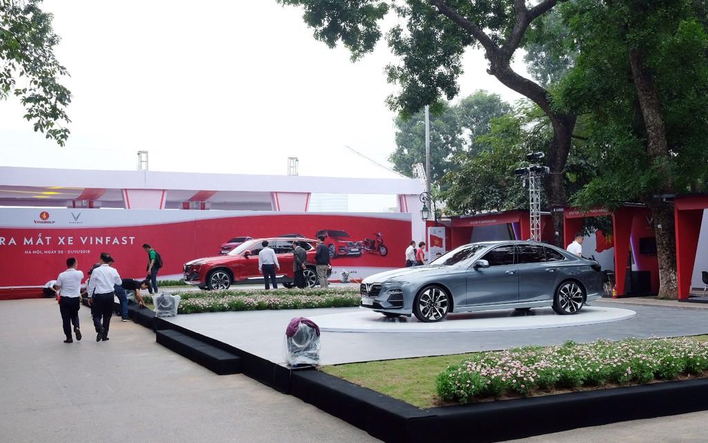 """VinFast công bố giá bán """"3 không"""" với xe ô tô Lux và Fadil - ảnh 5"""