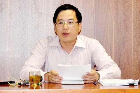 Ông Đặng Quyết Tiến, Phó Cục trưởng Cục Tài chính doanh nghiệp.